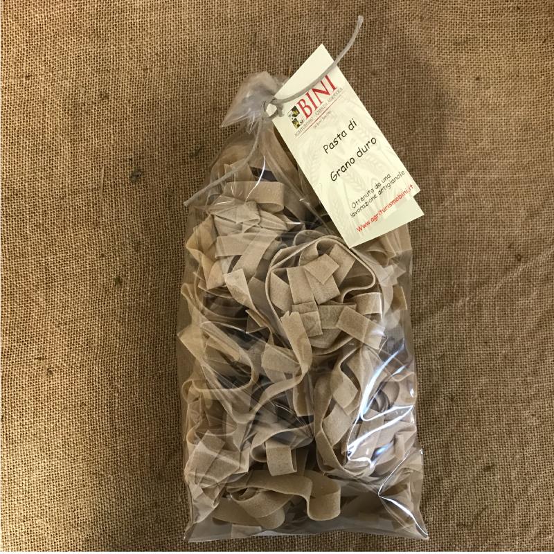 PAS003 - Pappardelle di grano duro e orzo - PRODOTTI AGRITURISMO BINI
